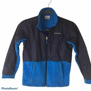 Columbia Fleece Jacket Kids Size 10/12